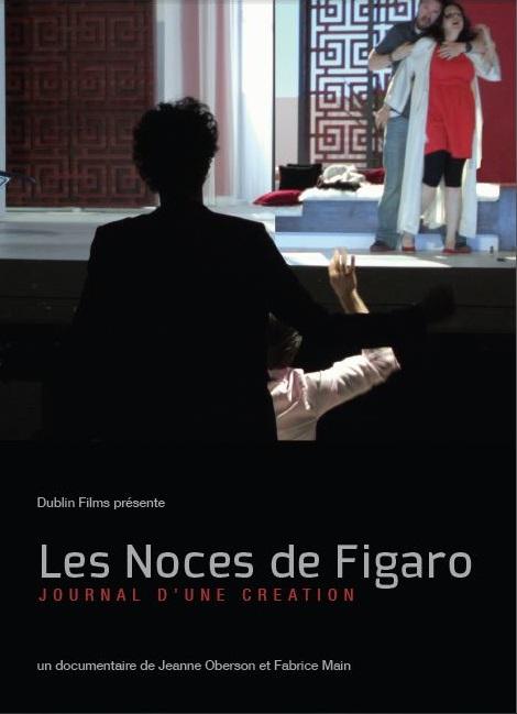 Les Noces de Figaro, Journal d'une création