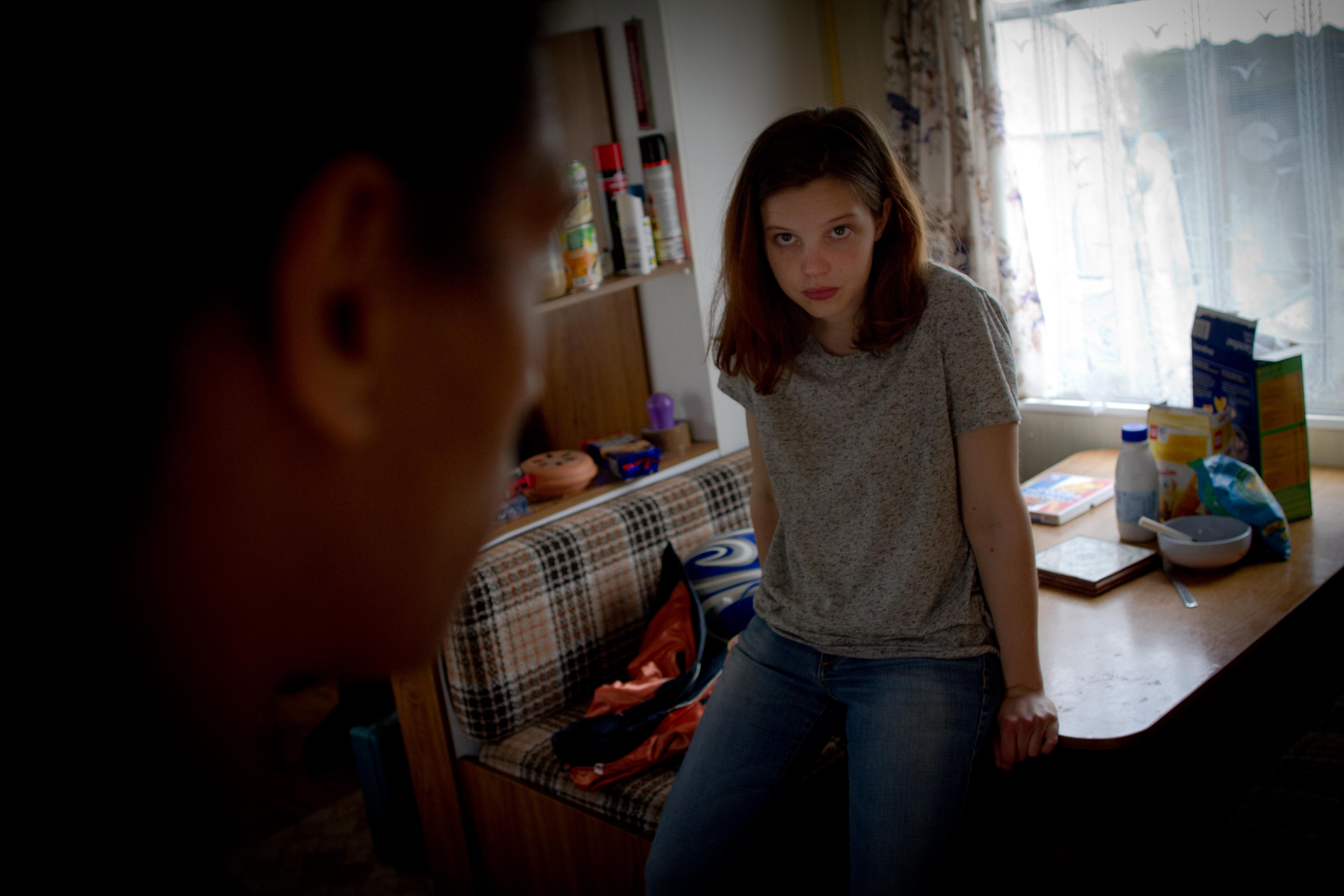 Solène Rigot dans Les Corridors Invisibles de Selim Bentounes
